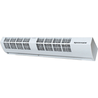 Электрическая тепловая завеса Тропик М9